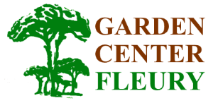 Garden Center Fleury Fils Logo
